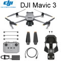 DJI - Mavic Air 2 Drone Fly More Combo with Remote Controller