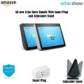 All New Echo Show With Premium Sound Bundle & 2Yr Warranty - Available In 2 Colors