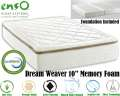 King Memory Foam Mattress Sets King Mattresses