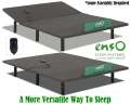 En-Motion King Power Adjustable Bed Foundation; A More Versatile Way To Sleep