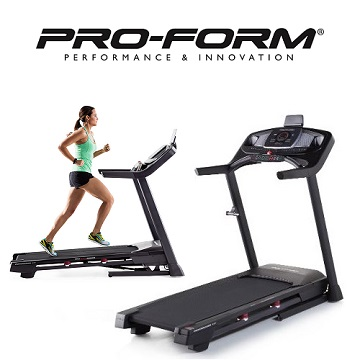 Pro-Form Performance 400i Treadmill Featuring 18 Workout Apps & iFit� Bluetooth� Smart Enabled
