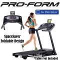 ProForm Performance Treadmill With iFit Bluetooth Smart Enabled And Integrated Tablet Holder
