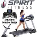 Spirit XT Treadmill With Quick Key Incline, Contact Heart Rate & Built-In Cooling Fan