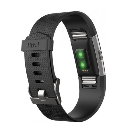 Fitbit Charge 2 Large Activity Tracker Featuring PurePulse In Your