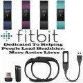 Fitbit - Charge 3 Activity Tracker + Heart Rate In Your Choice Of 4 Colors