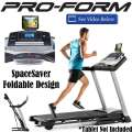 ProForm Pro Treadmill With iFit Coach Ready, 22 Workout Apps & ProShox Cushioning
