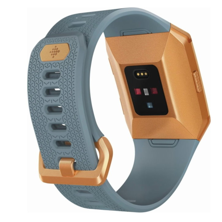 Fitbit Ionic Smartwatch With Touchscreen Display In Three Color