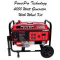Power Pro Technology 4050 Watt Generator with Wheel Kit