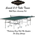 Brunswick Smash 3.0 Green Table Tennis Featuring Fold-Up System For Easy Storage-Available In Green