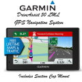 Garmin DriveLuxe GPS Navigation System W/Driver Alert & Built-in-Dash Cam-Available In Black