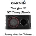Garmin Dash Cam 30 Featuring Auto-Save Technology