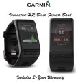 Garmin Vivoactive HR Black Fitness Band With 2-Year Accidental Warranty