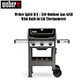Weber Spirit II E-310 Liquid Propane Outdoor Gas Grill � Available in Black