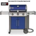 Weber Genesis II SE-315 Ocean Blue Natural Gas Grill