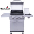 Char-Broil - Signature Series TRU-Infrared Gas Grill - Stainless Steel