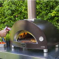 Alfa ONE Copper Top Wood Fired Pizza Oven