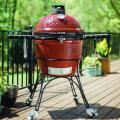"Kamado Joe Classic II Red 18"" Ceramic Grill"