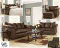 Extreme Living Room Makeover 13PC Room Package In Warm & Inviting Cafe Color - LIMITED SUPPLY