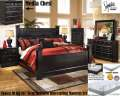The Ultimate King Bedroom Pkg Featuring 9-PC Bedroom Set & King 16