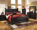The Ultimate King Bedroom Pkg Featuring 9PC Bedroom Set & King 15.5