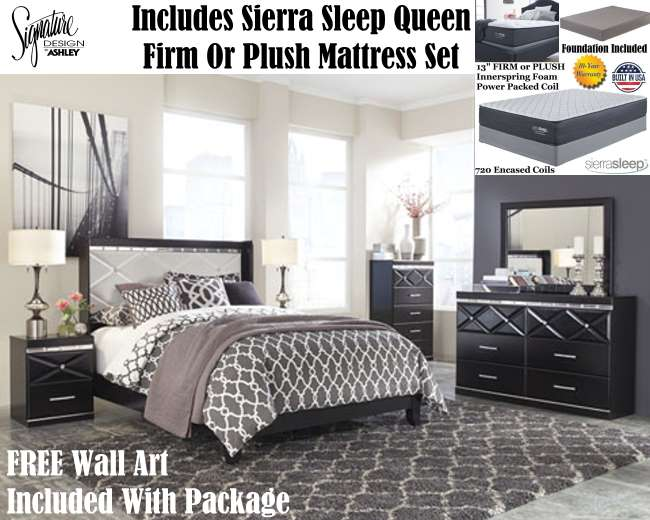 serena bedroom to packages package set bling platinum click piece image storage product twin youth change value