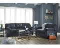 FREE Upgrade To Full Sleeper & FREE Recliner Complete 19PC Bundle In Soft Plush Midnight Upholstery