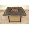 Extend Your Summers into Fall with the Traditions Cast Top Fire Pit by Hanover
