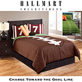 Touchdown Youth Collection 5-Piece Twin Bedding Set