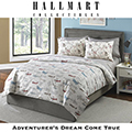 Kiddy Hawk Youth Collection 4-Piece Full Duvet Cover Bedding Set