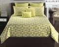 Mod Citron Adult Collection 9-Piece King Bedding Set