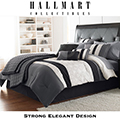 Hartford Adult Collection 7-Piece King Bedding Set