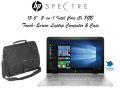 "HP Spectre X360 15.6"" 2-in-1 Intel Core i5 8GB/256GB Touch-Screen Laptop With Carrying Case"