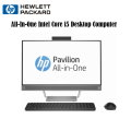 HP Pavilion 23.8� All-In-One Intel Core i5 8GB Memory With Keyboard & Mouse