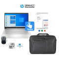 "HP 15.6"" Touch-Screen- Intel Core i5 - 12GB Mem 256GB SSD MS Home & Student, Mouse and Case"