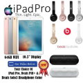 Apple/Beats 3PC Bdl w/64GB iPadPro 10.5�, Beats By Dr. Dre Pill+ & Beats Solo3 Wireless Headphones