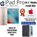 Apple 512GB iPad Pro 10.5� W/WiFi & Choice Of SmartCover Color & AppleCare+ Protection