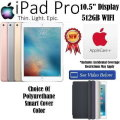 Apple 512GB iPadPro 10.5� With WiFi, Cellular + Choice Of Smart Cover Color & AppleCare+ Protection