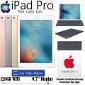 NEW Apple 128GB iPadPro 9.7� W/WiFi Including Apple Smart Keyboard, Pencil & AppleCare+ Protection