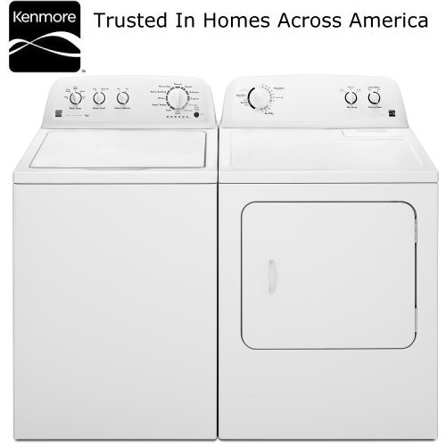 45ada8fab5 Bundle Up & Save W/This Kenmore Washer/Dryer Bdl In Electric ...