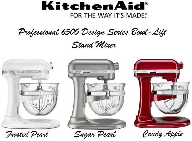 Fantastic Kitchenaid Professional 6500 Design Series Bowl Lift Mixer Home Interior And Landscaping Ponolsignezvosmurscom