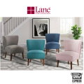 Classic Design to Update any Room with this Rowan Pleated Accent Chair Your Choice of 4 Colors