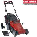 Craftsman� 12.5amp Corded Electric Mower,  Push Lawn Mower w/ Side Discharge, Mulching Capabilities