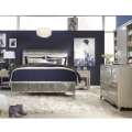 Glitz & Glam 4-PC Platinum Full Mermaid Bedroom Set by Legacy Classic