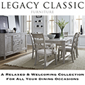 Welcome Everyone Over for Dinner with This Relaxed 7-Piece Dining Set For All Your Dining Occasions