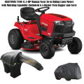 Craftsman T210 Turn Tight 18-HP Hydrostatic 42-in Riding Lawn Mower with Mulching Capability