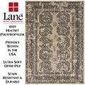 """Lane Milan Cleghorn-Birch Indigo 6'6""""x9'6"""" Area Rug"""