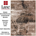 "Lane Macksburg Agean-Parchment Soot 6'6""x9'6"" Area Rug"