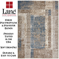 "Lane Macksburg Cassian-Parchment Multi 6'6""x9'6"" Area Rug"