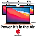 Apple 13� 256GB MacBook Air M1 Chip with 8GB CPU and 7-Core GPU Notebook Bundled With AppleCare+ Pro