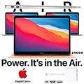 Apple 13� 256GB MacBook Air 8GB Notebook Bundled w/ USB-C Digital AV Multiport Adapter & AppleCare+